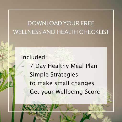 wellness-and-health-checklist