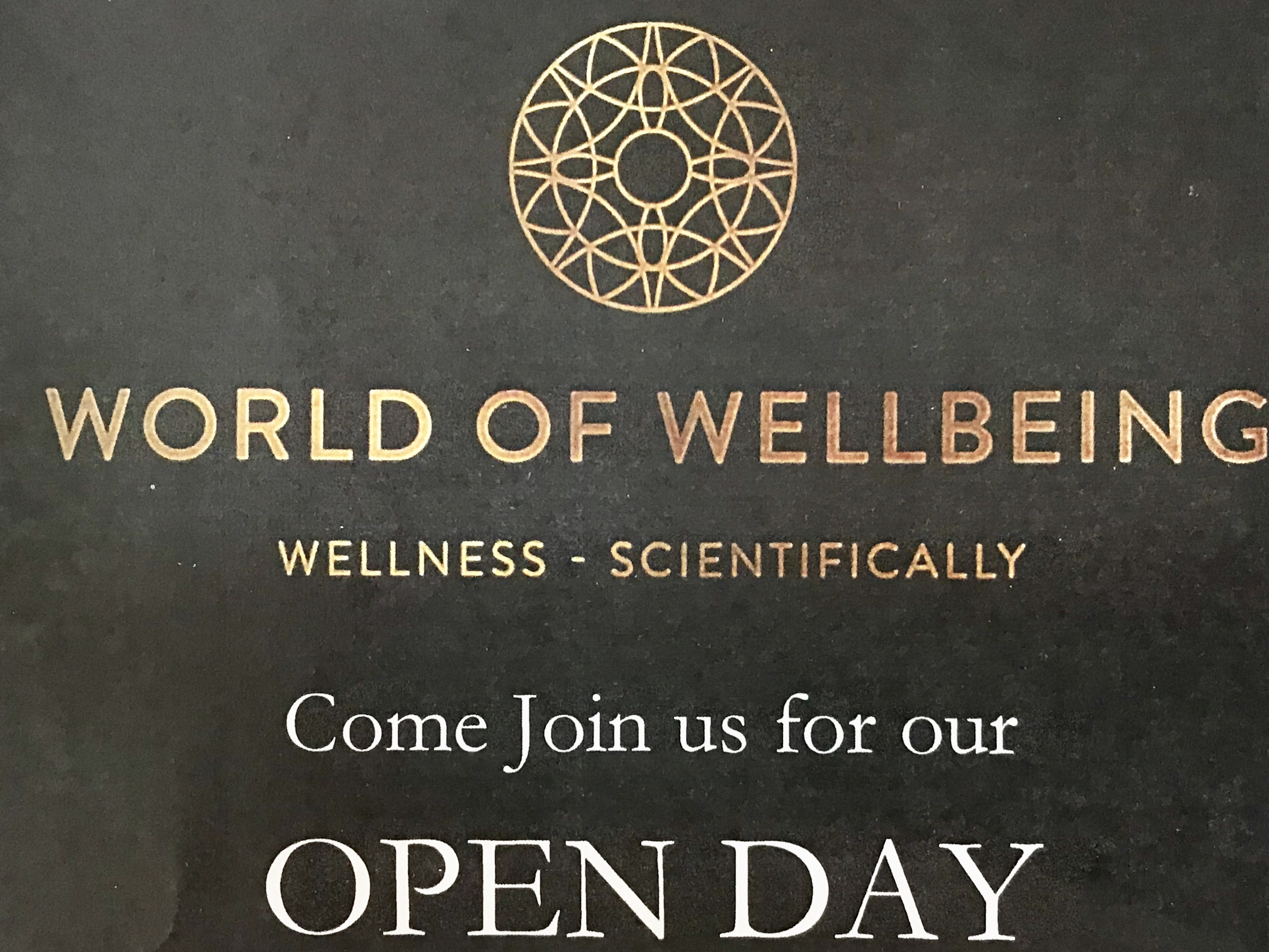 Scientific Wellness Open Day,Woden, Canberra ACT
