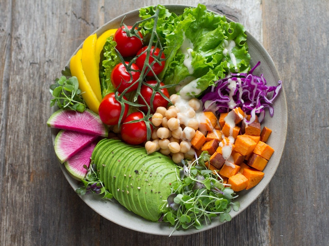 healthy-weight-vegetables-plate-wow